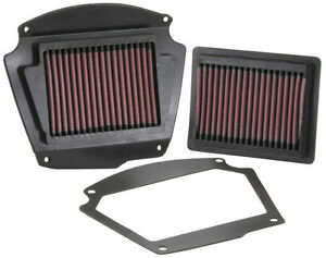 New 2002-2009 Yamaha Roadstar 1700 K&N Air Filter