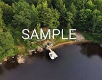 Aerial Photography Service and Printing