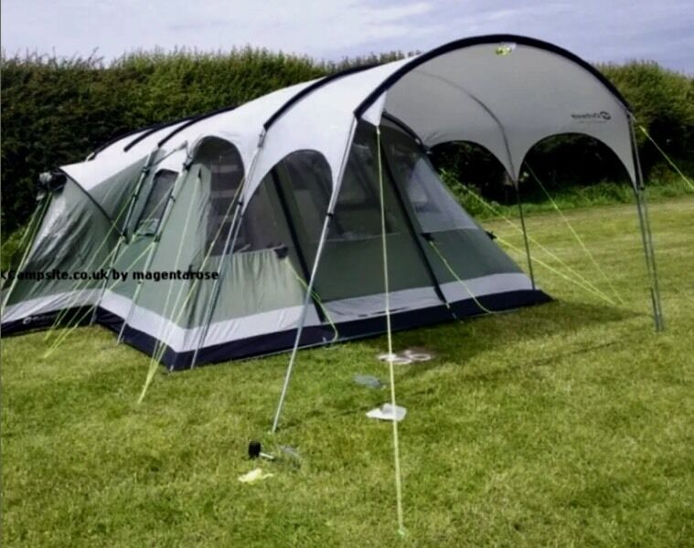 Outwell Montana 6 Sun Canopy only & Outwell Montana 6 Sun Canopy only | in Worksop Nottinghamshire ...