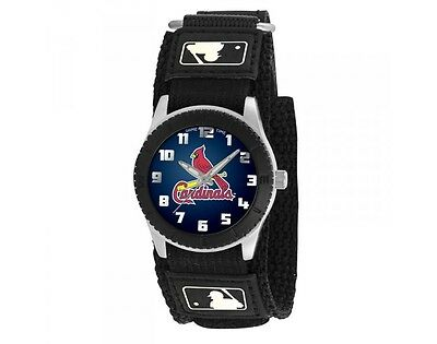 St Louis Cardinals MLB Rookie Black Youth Watch -