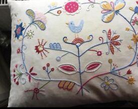 Ikea Beautiful Cushions x2