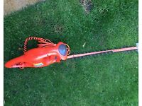 Heavy duty 50cm hedge trimmers