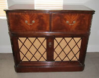 Antique Electrohome Chippendale Stereo and Phonograph