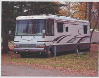 1999 Newmar Mountain Aire MH-3767  38' Class A Gas Motorhome