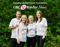 2015 Canadian Breast Cancer Foundation CIBC Run for the Cure