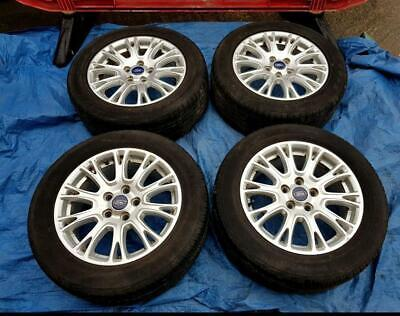 "Ford Grand C-Max 16"" Alloy Wheels PCD 5x108mm 7Jx16 ET50 215/55R16 AM5JAB"