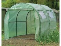 Poly tunnel replacement cover