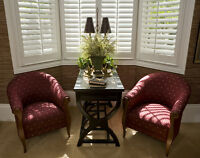 VINYL SHUTTERS & BLINDS TORONTO UP TO 80% OFF! MISSISSAUGA