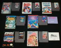 17 Boxed NES Games & 3 NES Game Genies for $225