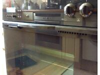 NEFF DOUBLE OVEN... FULLY CLEANED AND FULLY WORKING!