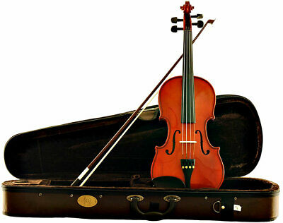 Stentor 1018A full size Violin Outfit. 4/4 violin with case and bow.