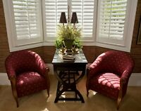 BLINDS & CALIFORNIA SHUTTER OSHAWA UPTO 80% OFF! AJAX WHITBY