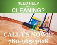 BLESS CLEANING SERVICES  780-965-5018