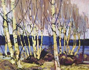 "Tom Thomson ""Canoe Lake Suite"" Limited Edition set"
