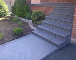 JEWELSTONE DECORATIVE CONCRETE/PORCH REPAIR/WALKWAYS/RESURFACING