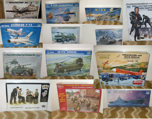 Trumpeter Dragon Airfix Tamiya Academy Revell Model Collection