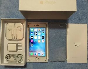128 GB iPhone 6 with Rogers