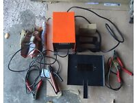 XP Metalworker arc welder complete with accessories