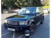 58 plate Range Rover sport 3.6 twin turbo diesel motd
