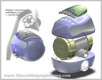 Prototyping, 3D Modelling Services, Drawings, Engineering