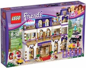 LEGO FRIENDS 41101 Grand Hotel Darling Point Eastern Suburbs Preview