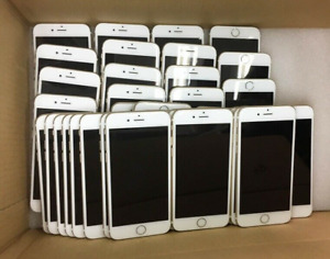 Buying used iphones and Samsung