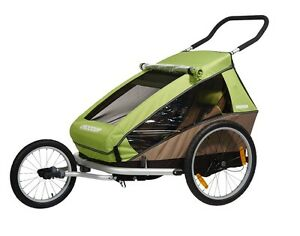 Croozer bike trailer/stroller