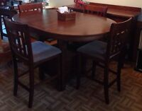 High Stool Pub Table