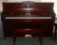 Pearl River Upright Piano- excellent condition