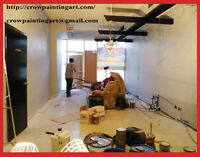Commercial and Residential Painting - Experienced Painters