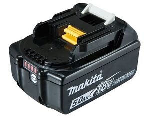 Brand new  Makita 18V Lithium-Ion 5.0Ah Battery w/ LED INDICATOR Osborne Park Stirling Area Preview