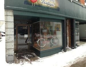 Historic Storefront in Downtown Belleville Construction Complete
