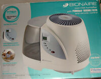 Bionaire BCM 5555 CN Humidifier with new additional filters 6pcs