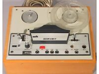 SKRIVRIT reel to reel tape recorder WANTED