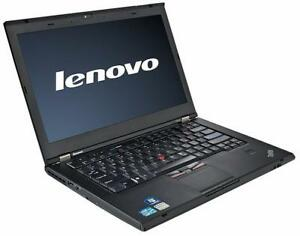Lenovo T430 / Core i5 / 4 Go / 320 Go / Windows 7 Pro