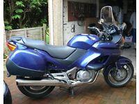 2004 Honda Deauville NT 650 very low mileage Bike