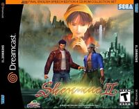 Wanted: Shenmue For Dreamcast