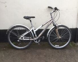 "LADIES SCHWINN MOUNTAIN BIKE 18"" FRAME £45"