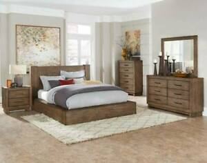 SUMMER SALE!!!!!! Korlan Queen Bed Frame (Suite Available)