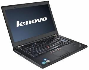 Lenovo T430s / Core i5 / 4 Go / 320 Go / Windows 7 Pro