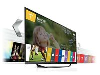 "LG 49"" 4K Ultra HD smart webos LED Tv Magic remote Bargain warranty free delivery"