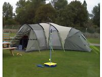 Outwell Hartford XL Tent with Extention - Excellent Condition - As new