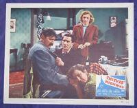 ORIGINAL FILM NOIR CLASSIC THIEVES HIGHWAY 1949 LC JULES DASSIN