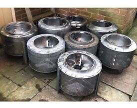 🔥 🔥 🔥 Garden Fire Pits Upcycled from Washing Machine Drums