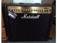 Marshall MG100DFX Combo Guitar Amp Amplifier