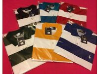 Ralph Lauren T-Shirts Striped Polo Tops