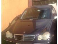 Mercedes C320 Lpg Gas