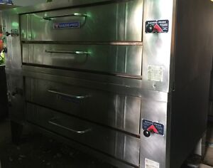 BAKERS PRIDE Y600 PIZZA OVENS