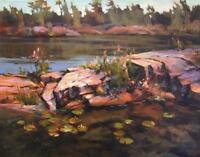 Landscape Painting in Oils or Acrylics - September 19, 10am-4pm