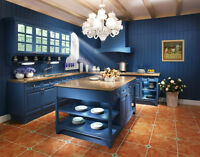 Armoires de cuisine pour maison, chalet, condo chez Golden Elite
